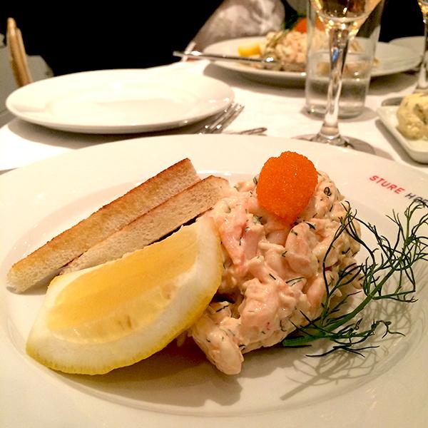 Restaurant Stockholm Krabben