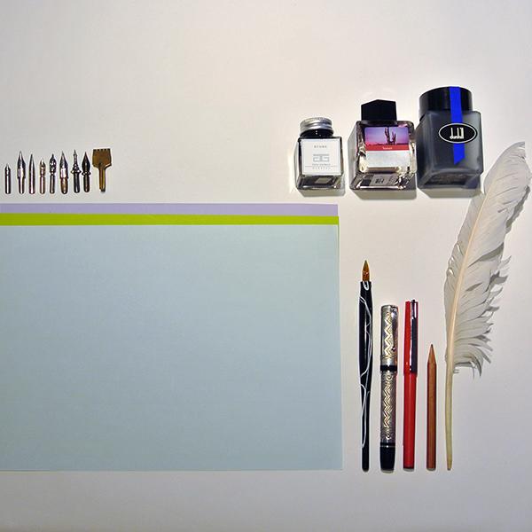 Trixi Gronau Kalligrafie Ausstattung