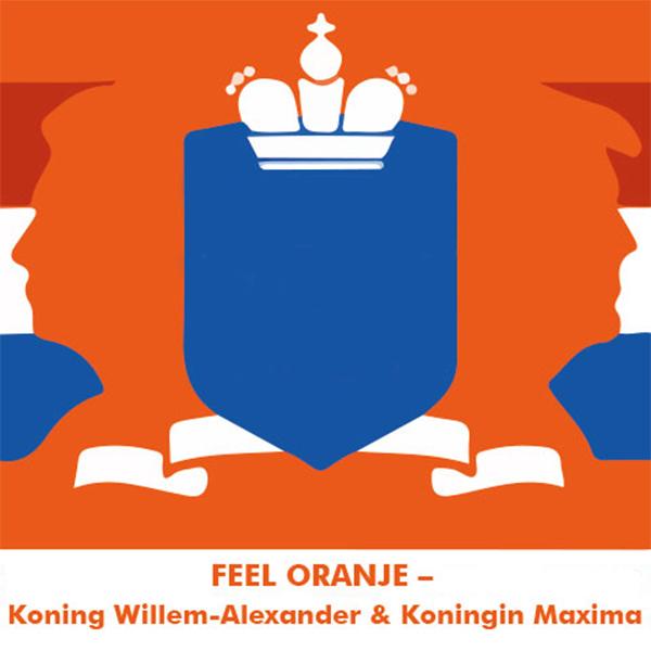 Koenig und Koenigin von Niederlande