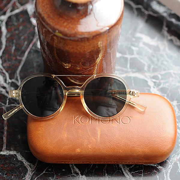 Sonnenbrille Komono Vivien Spumante