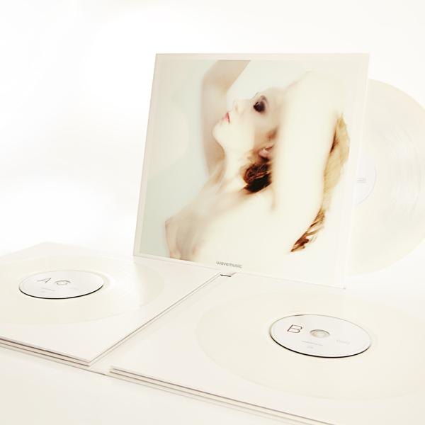 Compilation Art on Vinyl CD-LP-Booklet in einem mit Fotos von Kai Wiesinger