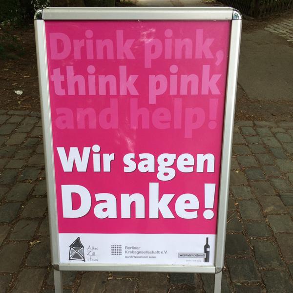 Pink Party Berlin 2015