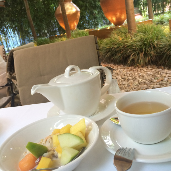 Hotel Mandala Fruehstück