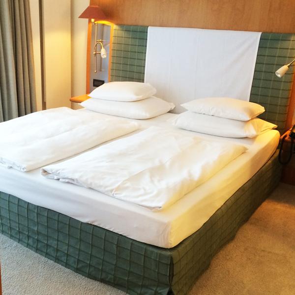 Hotel Mandala Zimmer