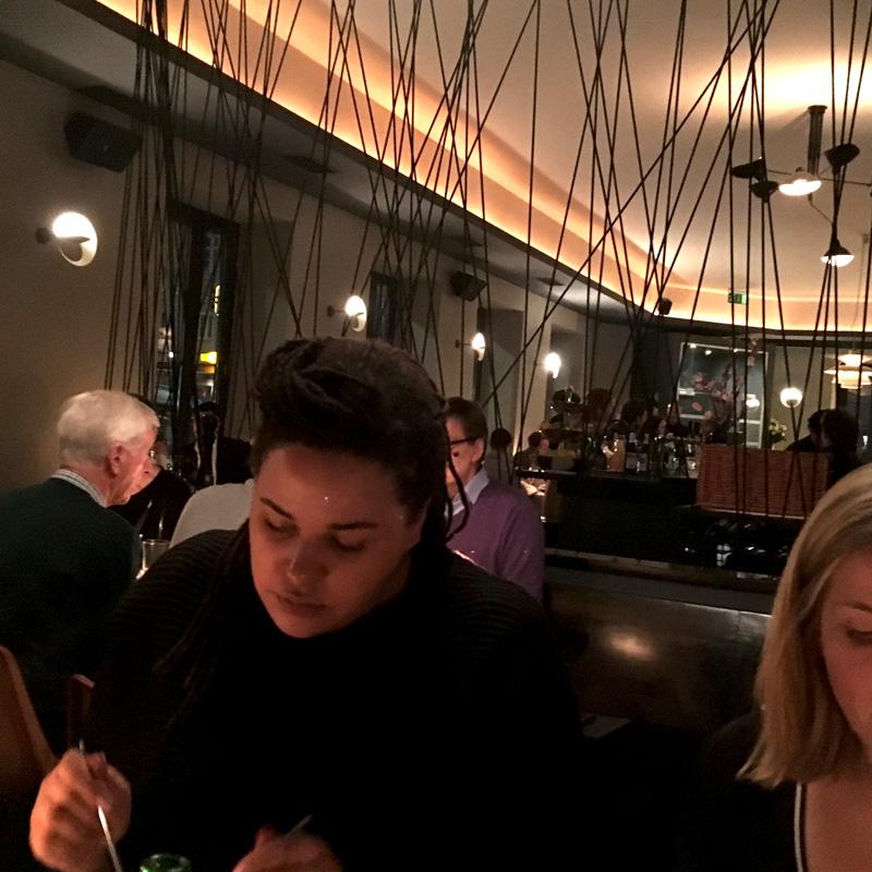Interieur Panther Grill Bar München