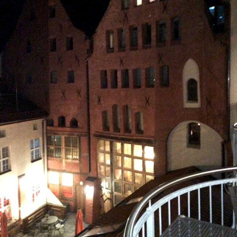 Romantikhotel Scheelehof in Stralsund