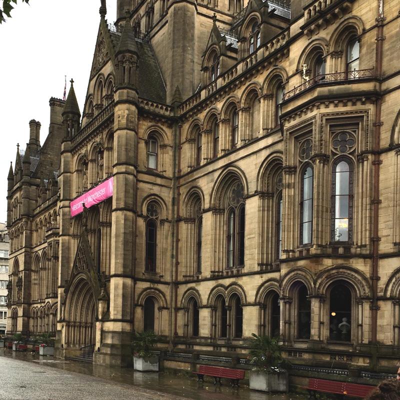 Manchester Rathaus