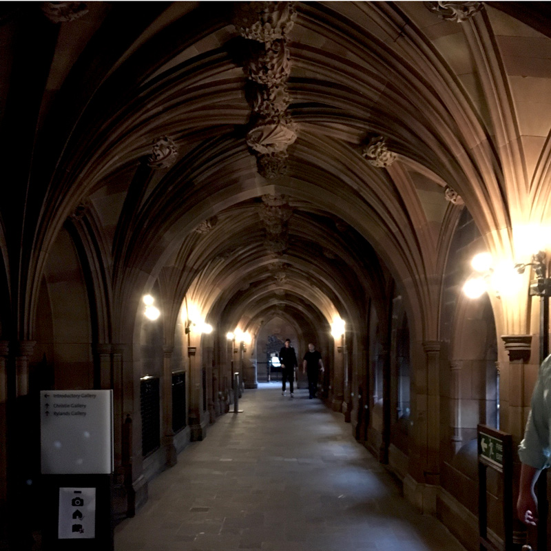Manchester, John Rylands Library