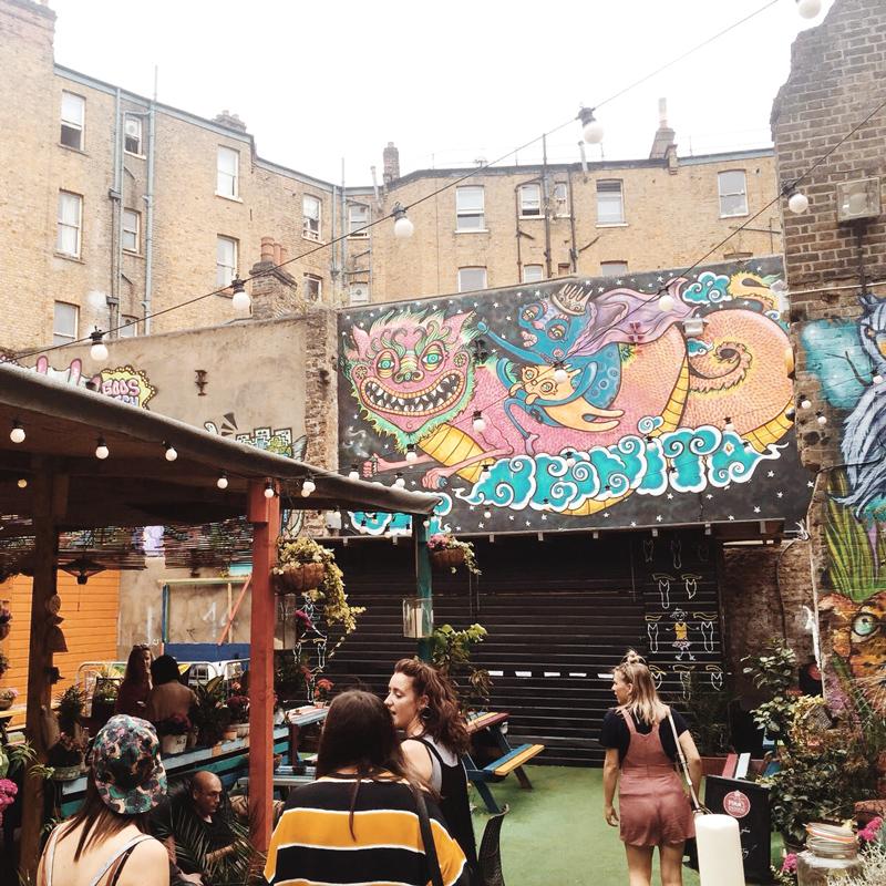 Brixton Graffity