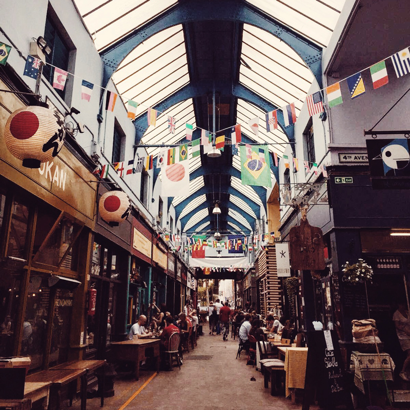 Brixton Village, London