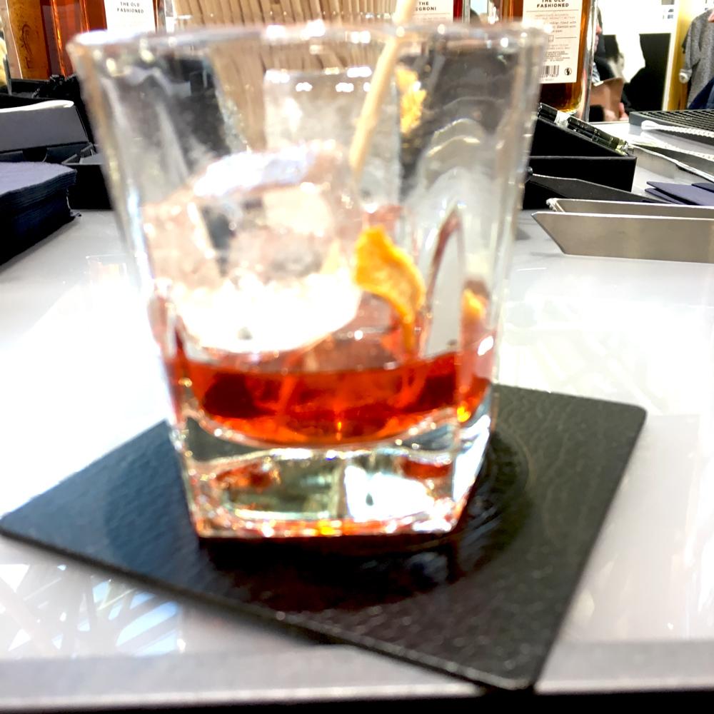 Avantgarde Spirit Cocktail Negroni