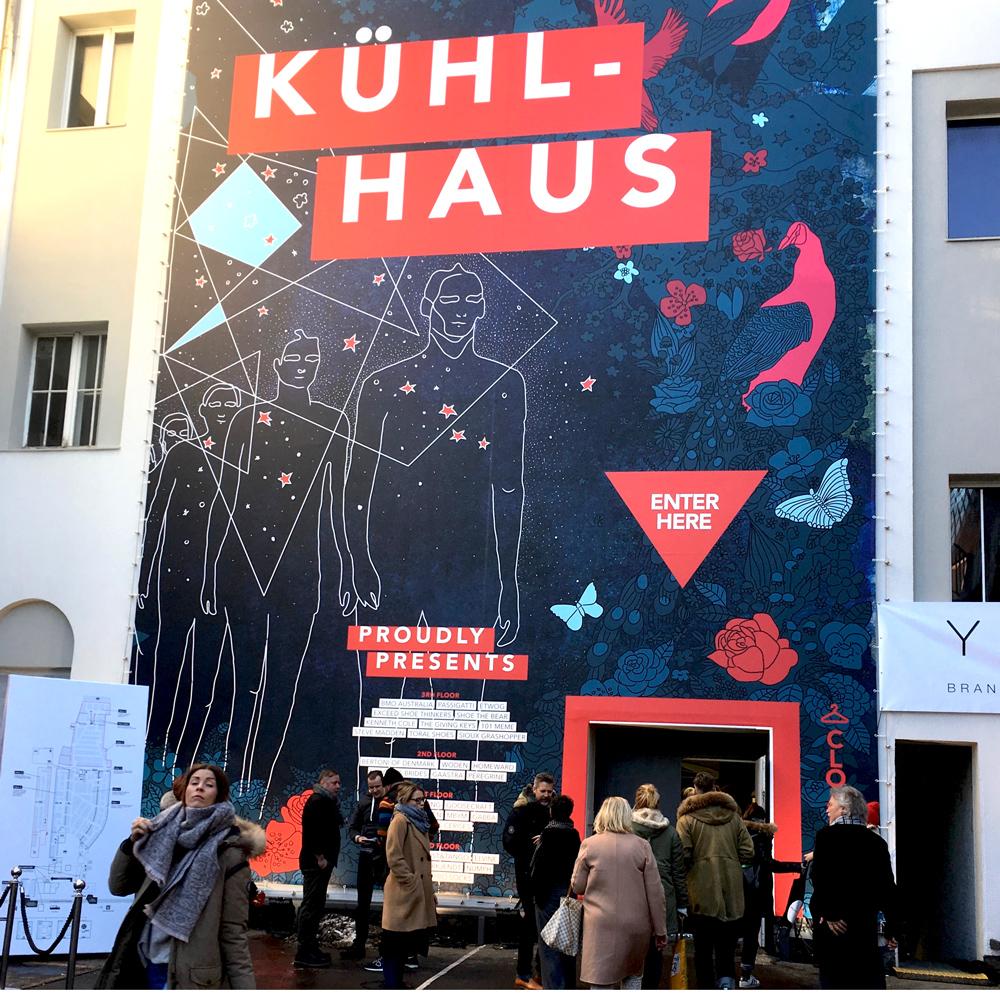 Kühlhaus Berlin, Luckenwalder Straße