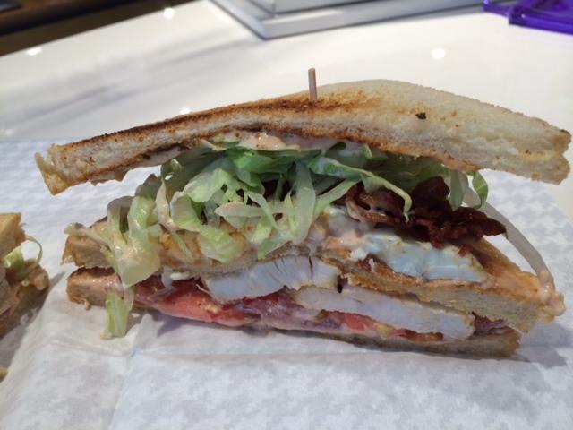Sandwich Volker Hensel