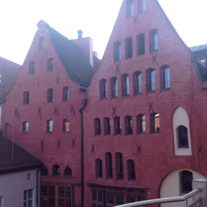 Romantikhotel Scheelehof Stralsund