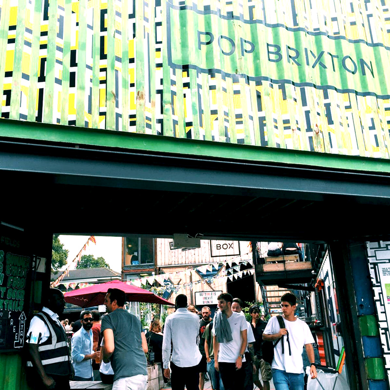 Pop Brixton, the caribbean carneval